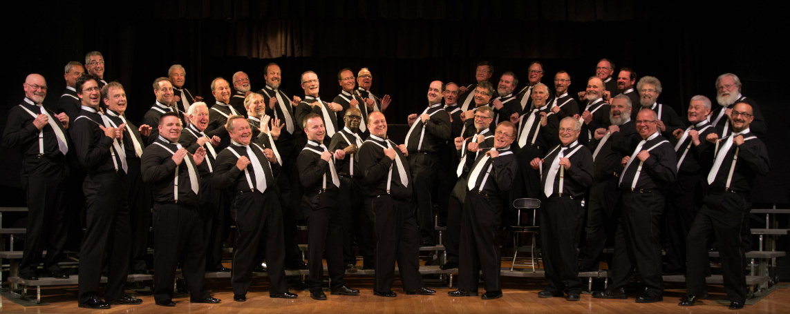 The Capital City Chorus is looking for you!